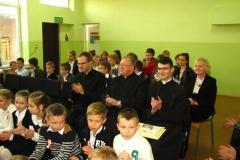 Inauguracja Szkolnego Koła Caritas